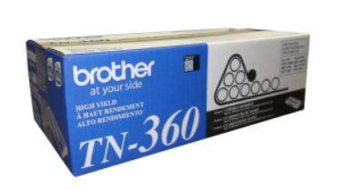 OEM Brand - Black Toner Cartridge TN360