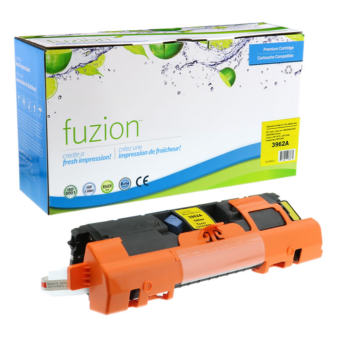 FUZION Brand - HP Colour Laserjet 2500 Toner - Yellow